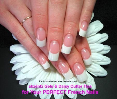 Acrylic Nails: how to do them step by step. - How to Do French ...
